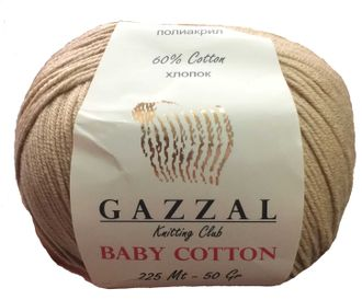 baby cotton 3424