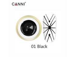 Canni 3D Spider Gel №1