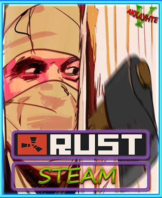 Rust(STEAM GIFT/KEY)