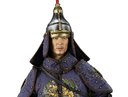 Кавалерист династии Мин - Коллекционная ФИГУРКА 1/6 scale Ming Dynasty series SHCC2018 Version Guan Ning Cavalry (KLG-R016) - KLG
