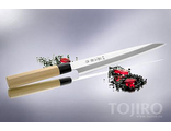 Нож Янагиба Tojiro Japanese Knife F-1057 240 мм