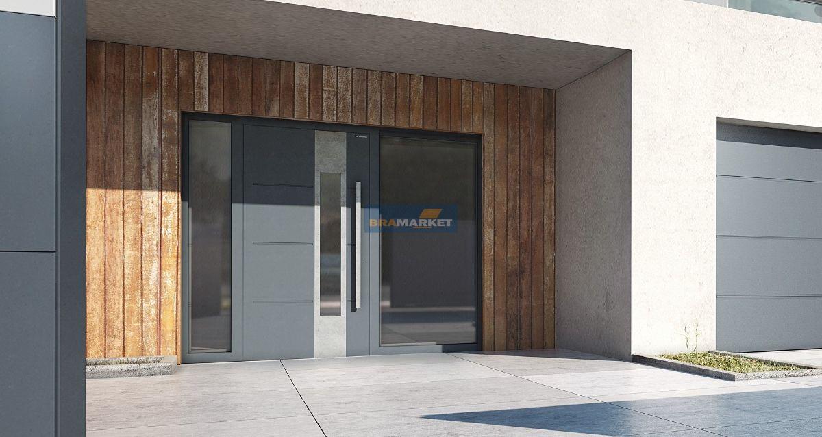 уличные теплые двери под заказ - изготовление входных конструкций за 14 дней