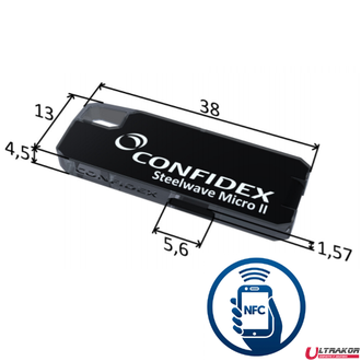 Confidex Steelwave Micro 2 (ii) RFID метка