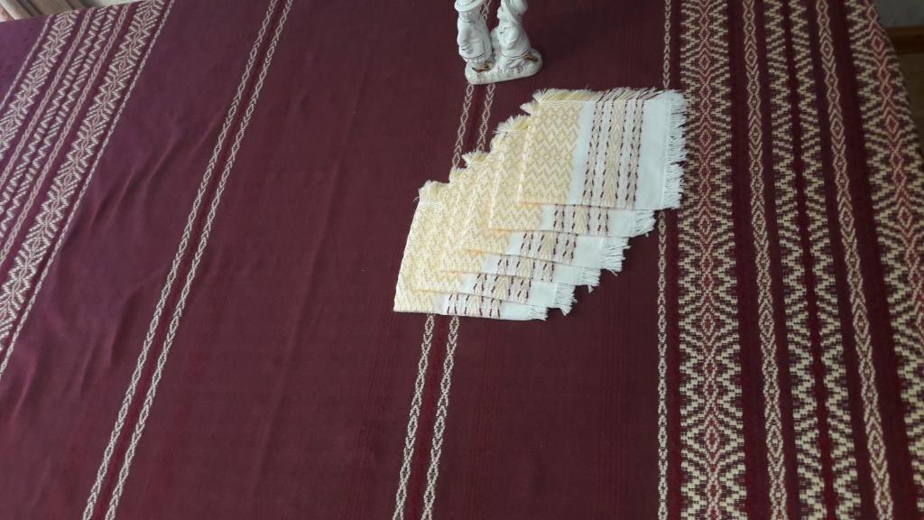 Набор подарочный скатерть и салфетки Бордо 36e897e1701af