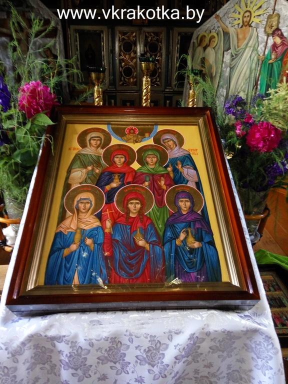 Изготавливаем любые киоты для храмов Беларуси