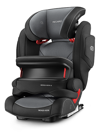 Recaro monza nova is seatfix