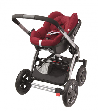 Maxi-Cosi Pebble Plus Vivid Red