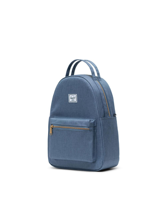 Рюкзак Herschel Nova Small Blue Mirage Crosshatch