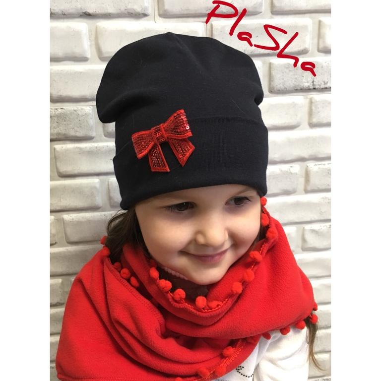 Арт. 023 Комплект утепленный с шарфиком