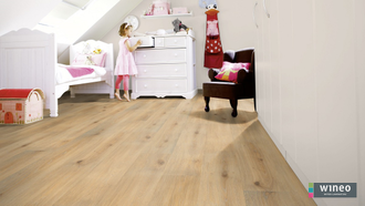 Биополы Wineo PURLINE 1000 wood Island Oak Honey PL043R