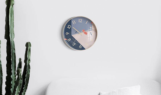 Настенные часы Xiaomi Yuihome Decor art Silent Wall Clock