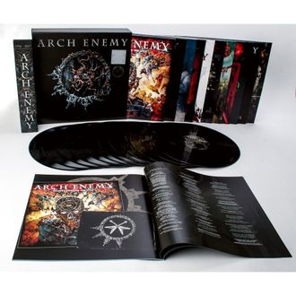 Arch Enemy 1996-2017 DELUXE BOX 12-LP