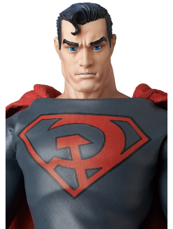 Кукла 1/6 Real Action Heroes  Superman Redson Ver. (Супермен)