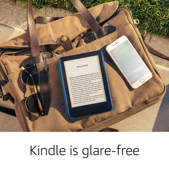 Электронная книга Amazon Kindle 10 2020 8 ГБ SO белая