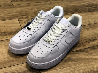 КРОССОВКИ NIKE AIR FORCE 1 07  WHITE