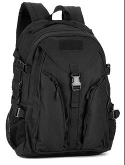 Тактический рюкзак Mr. Martin 5016 Чёрный (Black)