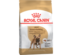 Royal Canin Роял Канин French Bulldog Adult для Французского бульдога с 12 месяцев 9кг