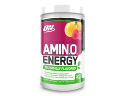 (Optimum Nutrition) Amino Energy Naturally Flavored - (270 гр) - (чай с персиком)