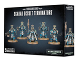 Warhammer 40000: Scarab Occult Terminators