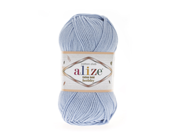 Alize Cotton Gold Hobby (55% хлопок, 45% акрил, 50г 165м) 80руб