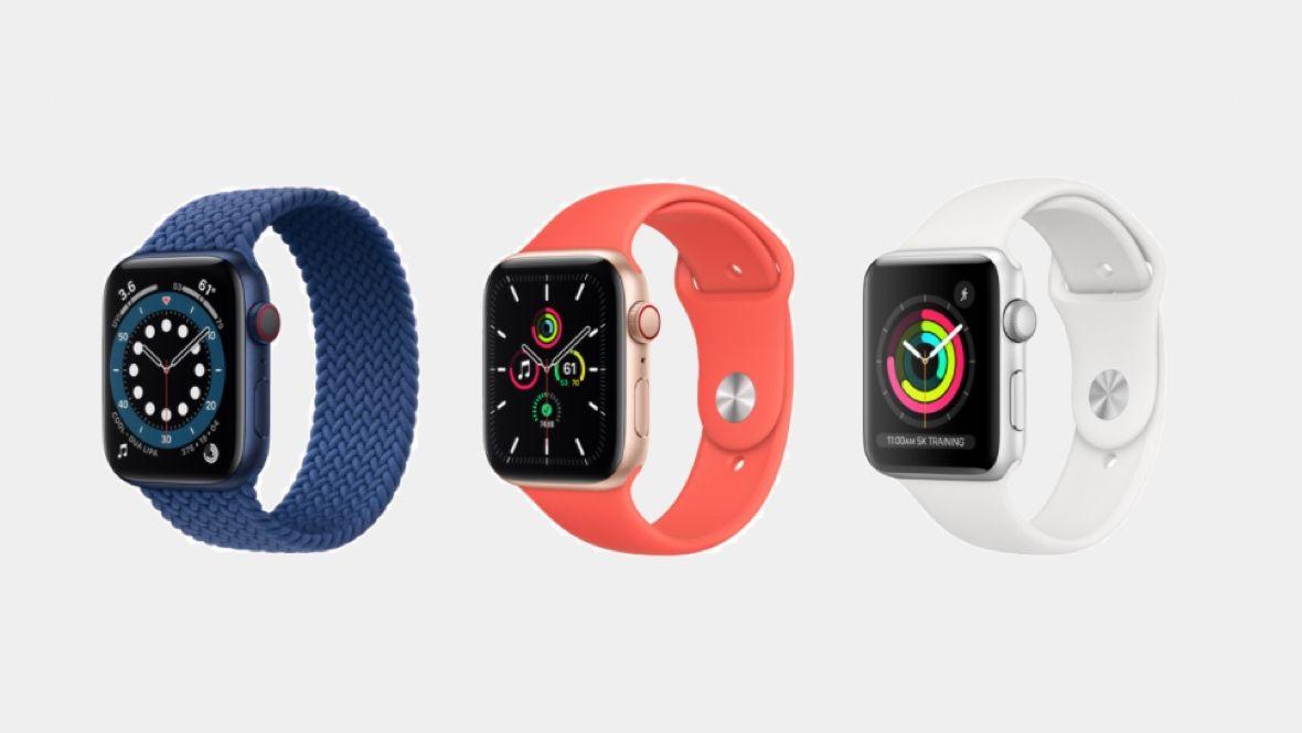Apple Watch Series 6 против SE и Series 3 какие смарт-часы выбрать