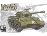 Сборная модель: (AFV Club 35015) U.S. Tank Destroyer M18 Hellcat