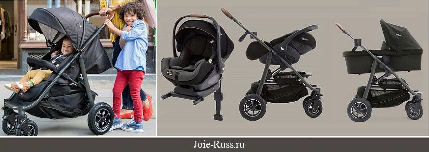 Joie mytrax™ flex signature