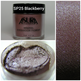 Пигменты ASURA Silk 25 Blackberry