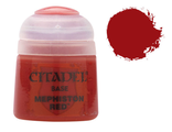 Citadel: Краска Base: Mephiston Red