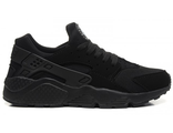 NIKE AIR HUARACHE Triple Black Men's/Women's (Euro 36,37) HR-002
