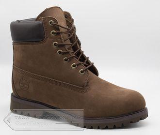 Ботинки Timberland 10061 зимние коричневые арт. T08 94805351b0223