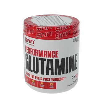 (SAN) Performance Glutamine - (300 гр)