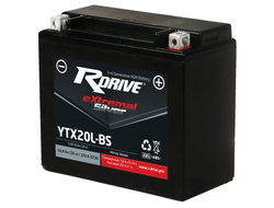 RDrive eXtremal Silver YTX20L-BS 18 а.ч.