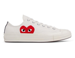 Кеды Cоnverse All Star & Comme Des Garcons Play Белый