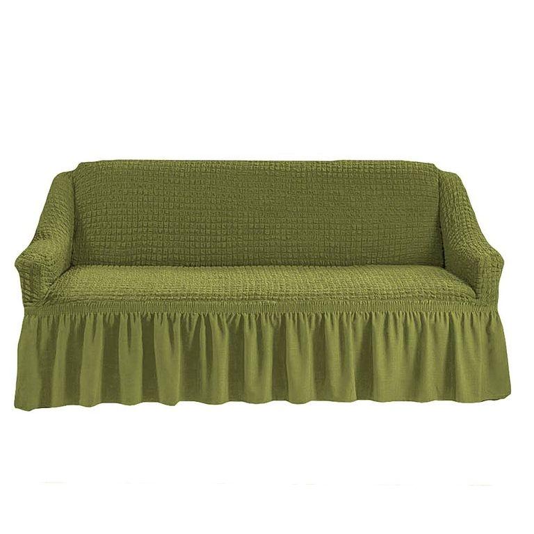 Чехол на диван, Фисташковый 228