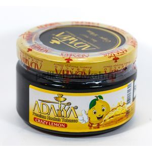 Adalya - Crazy lemon 250гр