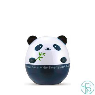 Маска для лица Tony Moly Pandas Dream White Sleeping Pack ночная отбеливающая