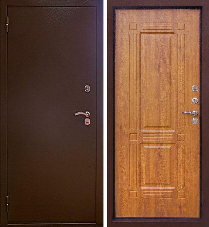 дверь входная тепло