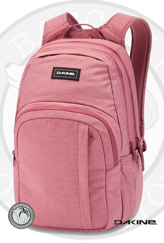 Розовый рюкзак Dakine Campus M 25L Faded Grape