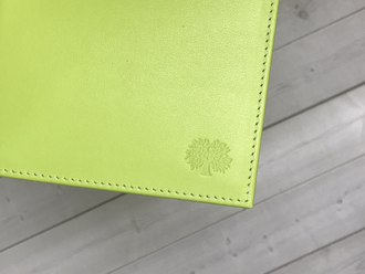 Портмоне QOPER Bifold light green-rainbow
