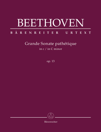 Beethoven Grande Sonate pathetique C minor op. 13