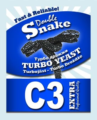 DoubleSnake C3 Turbo, 90 г