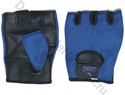 Перчатки для фитнеса Kango WGL-072 Black/Blue