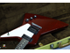Gibson Explorer USA Wine Red 1997