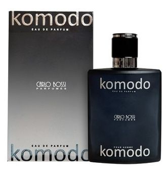 Carlo Bossi Komodo eau de parfum for men