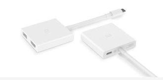 Переходник адаптер Xiaomi USB-C to HDMI Multifunction Adapter