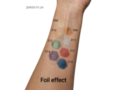 FOIL EFFECT EYESHADOW MONO PERL PAESE