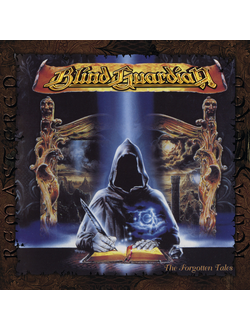 BLIND GUARDIAN The forgotten tales CD US