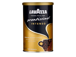 "Растворимый ""Lavazza"" Prontissimo INTENSO 95гр ж/б"