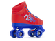 Rio Roller - Lumina Red/Blue (UK 5)